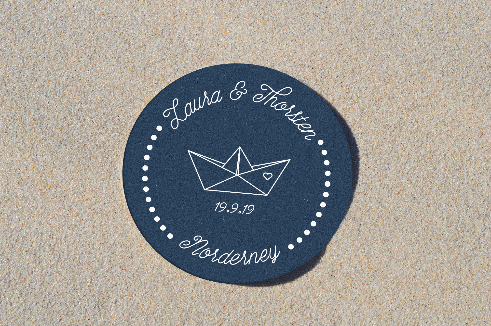Nordischklaar-Bierdeckel-Papierboot-blau