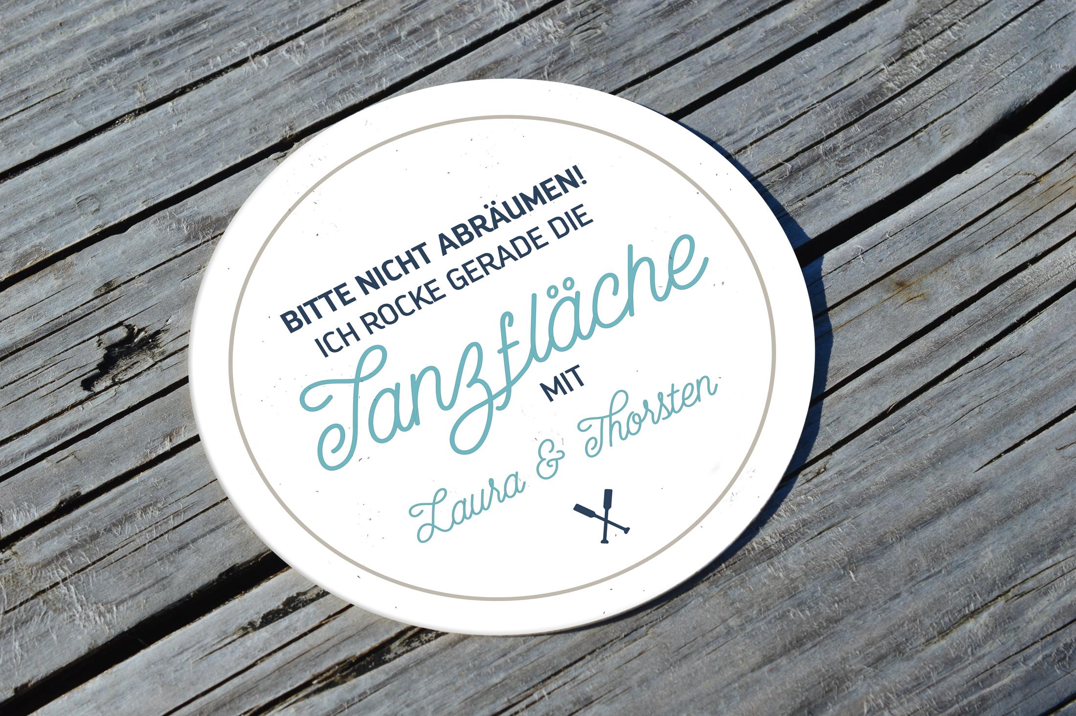 Nordischklaar-Bierdeckel-Tanzen-Papierboot-blau