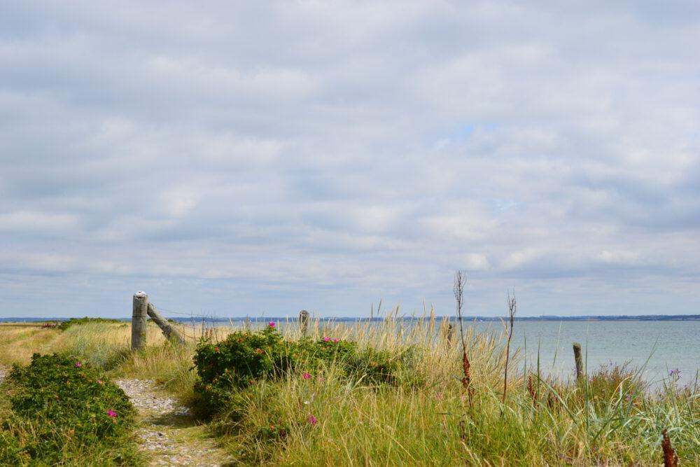 Dänische Insel Aarø